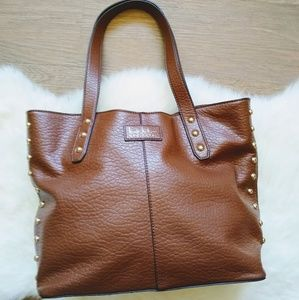 Nicole Miller New York brown purse